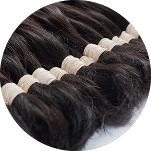 Asian Hair Bulk for Hairpieces