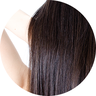 Asian Hair Bulk for Hairextensions