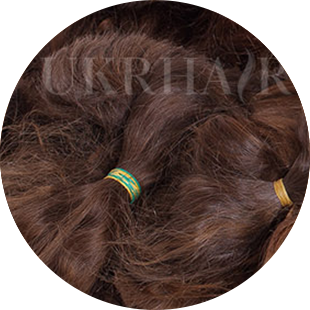European hair Bulk Dark